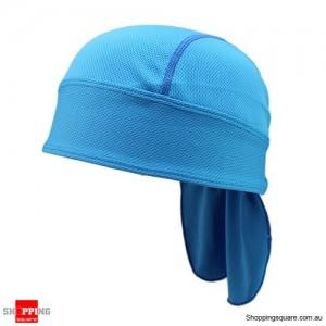 New Sports Headsweats Bandana Blue Colour