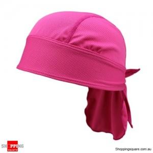 New Sports Headsweats Bandana Pink Colour