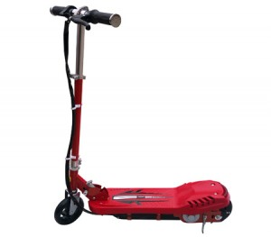 Portable Adjustable Electric Fold Out Scooter with Light