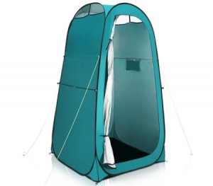 Pop-Up Ensuite Tent