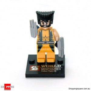Super Heroes Series X Man Mini Figure