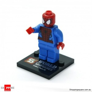 Super Heroes Series Spider Man Mini Figure