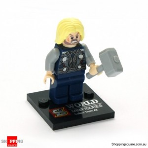 Super Heroes Series Thor Mini Figure