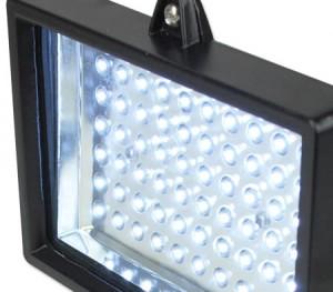 Solar Motion Sensor Light - Adjustable Motion Distance and Time - 60 LED