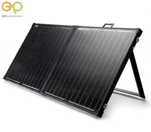 G&P 120W 2 Folding Solar Panel