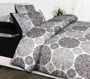 The Big Sleep Microfibre Single Quilt Cover Set - Jake