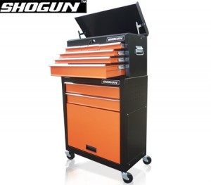 Shogun 8 Drawer Trolley Tool Box