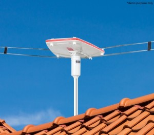 Remote-Controlled RC TV Digital Outdoor Antenna
