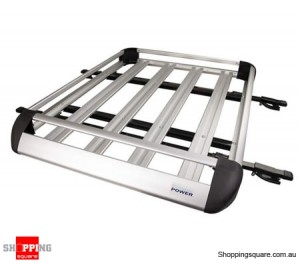 1.3m 4WD Aluminium Roof Rack Carrier