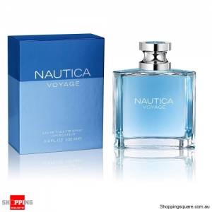 Nautica Voyage 100ml EDT by Nautica For Men Perfume