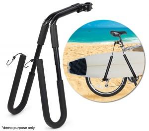Surfboard Bicycle Carrier Rack
