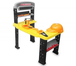 Deluxe Work Shop & Tools Play Set