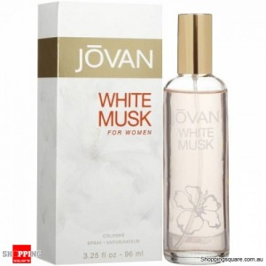 White Musk by Jovan 96ml EDC For Women Perfume