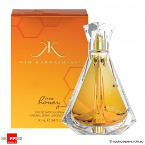 Pure Honey 100ml EDP by Kim Kardashian For Women Perfume