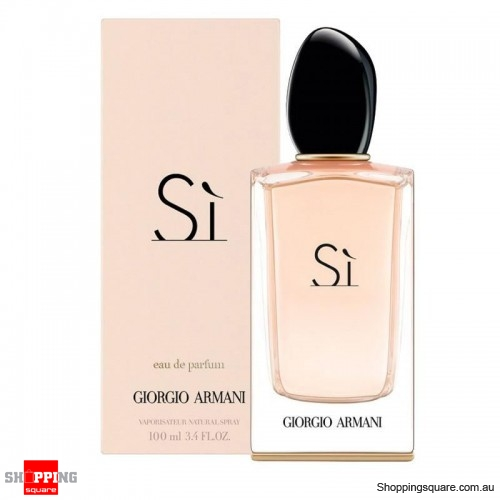 Si 100ml EDP by Giorgio Armani For Women Perfume