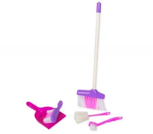 Kids Toy Cleaning Play Set