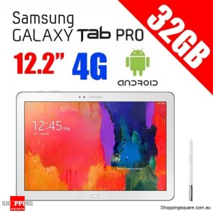 Samsung 32GB Galaxy NOTE PRO 12.2 4G P905 Tablet White