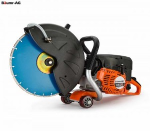 Baumr-AG 75CC Concrete Demolition Saw