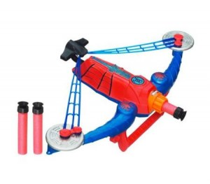 Nerf Spiderman Strike Crossbow