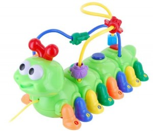 Musical Caterpillar Toy