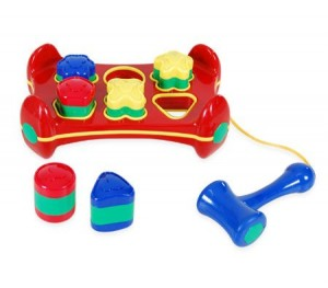 Mickey Mouse Shape Sorter