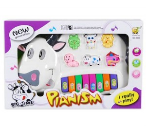 Musical Cow Play Set