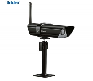 Uniden Digital Wireless Surveillance System Weatherproof Camera