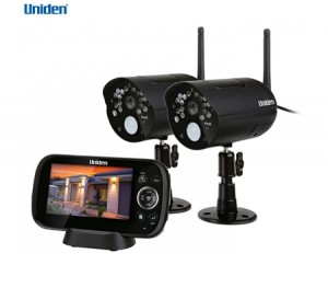 Uniden Guardian Digital Wireless Surveillance Pack