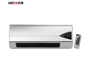 Heller 2000W Ceramic Wall Heater w/LED Display