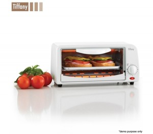 Tiffany 6L Toaster Oven