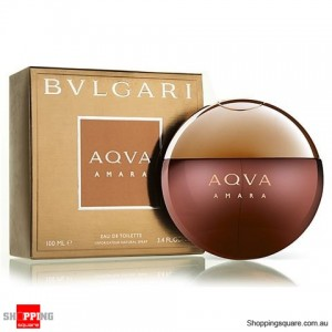 Bvlgari Aqva Amara 100ml EDT by BVLGARI For Men Perfume