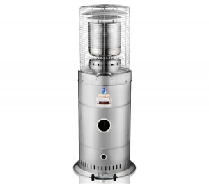 Stainless Steel Outdoor Patio Gas Heater