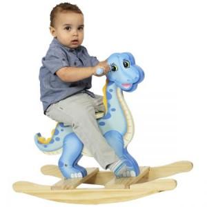 Teamson Rocking Dinosaur Ride On