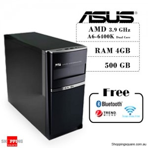 Asus Power PHPC1402A7700-16-2000 Desktop PC