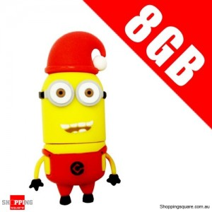 DESPICABLE ME 2 8GB USB 2.0 Flash Memory Stick Card Drive 8 GB NO 5