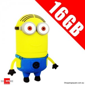 DESPICABLE ME 2 16GB USB 2.0 Flash Memory Stick Card Drive 16 GB NO 1