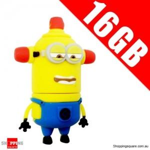 DESPICABLE ME 2 16GB USB 2.0 Flash Memory Stick Card Drive 16 GB NO 7