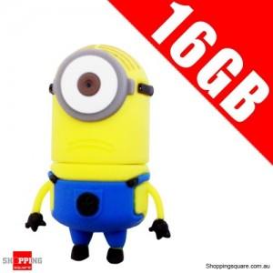 DESPICABLE ME 2 16GB USB 2.0 Flash Memory Stick Card Drive 16 GB NO 10