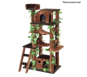 Deluxe 160cm Cat Activity Tree
