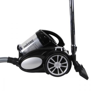 Akitas 2800W Bagless 5L Vacuum Cleaner