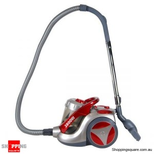 UltraClean 2800W Bagless 5L Vacuum Cleaner - Red