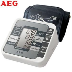 AEG Upper Arm Digital Blood Pressure Monitor