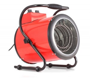 Electric Industrial Fan Heater