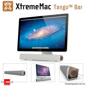 XtremeMac Tango™ Bar Speakers for PC, Mac, iPhone, iPod and MP3 Player
