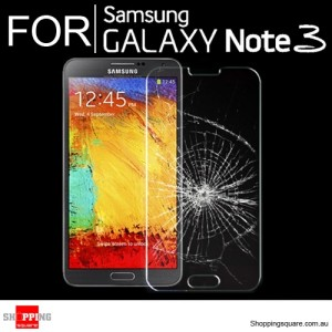 For Samsung Galaxy Note 3 N9005 Premium Real Tempered Glass Film Screen Protector