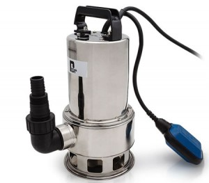 1500W Stainless Steel Submersible Water Pump