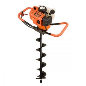 Dynamic Power 52cc Post Hole Digger + 200mm Auger