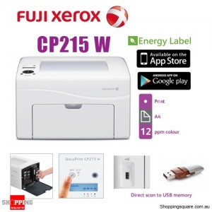 Fuji Xerox DocuPrint CP215W