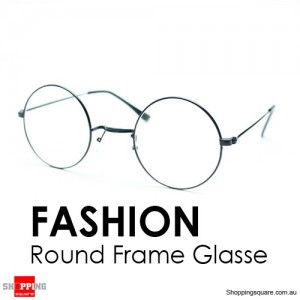 Harry Potter Fashion Black Round Frame Glasses