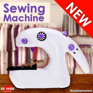 Multi-Function Portable 2 in 1 Sewing Machine - Electric Battery Operated